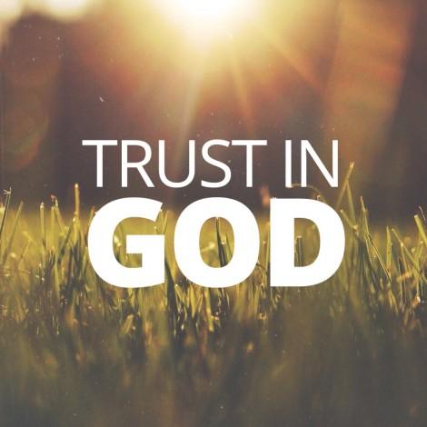 Trusting in Jesus for Forgiveness (Audio Upload)