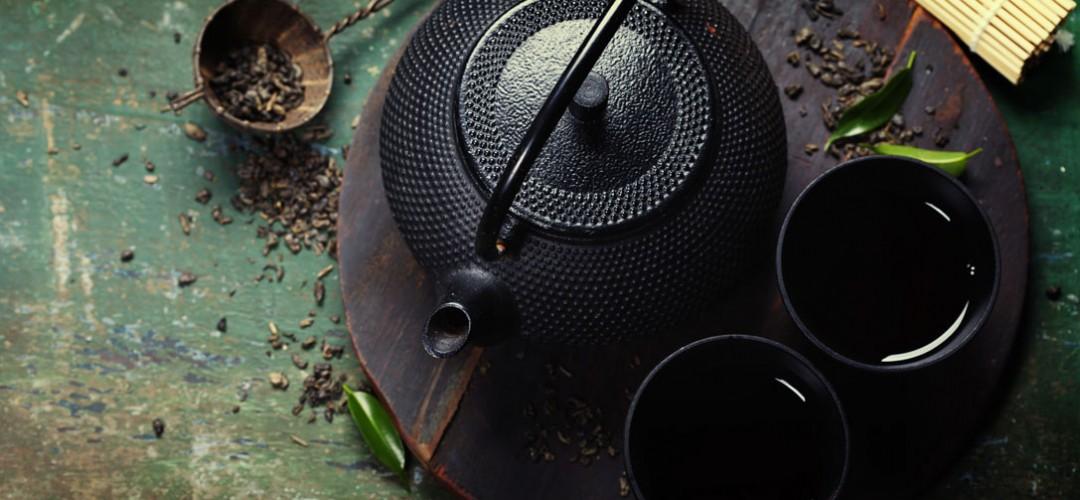 Black Iron Asian Espresso