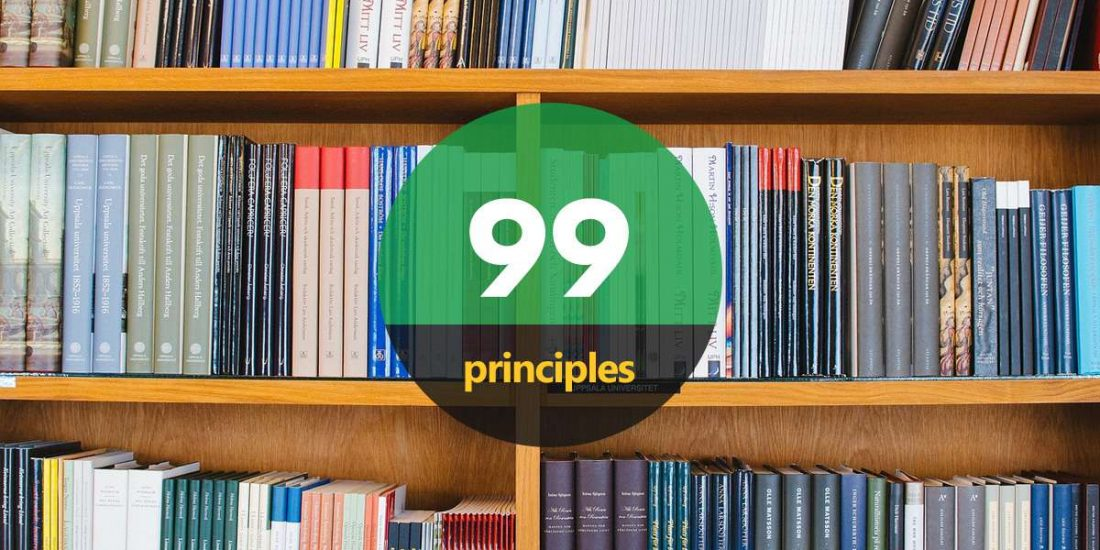 99 Personal Money Management Principles to Live By